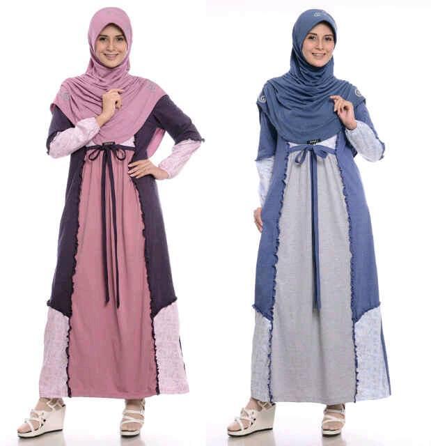 Toko baju muslim busana muslim murah grosir baju muslim Baju gamis couple online